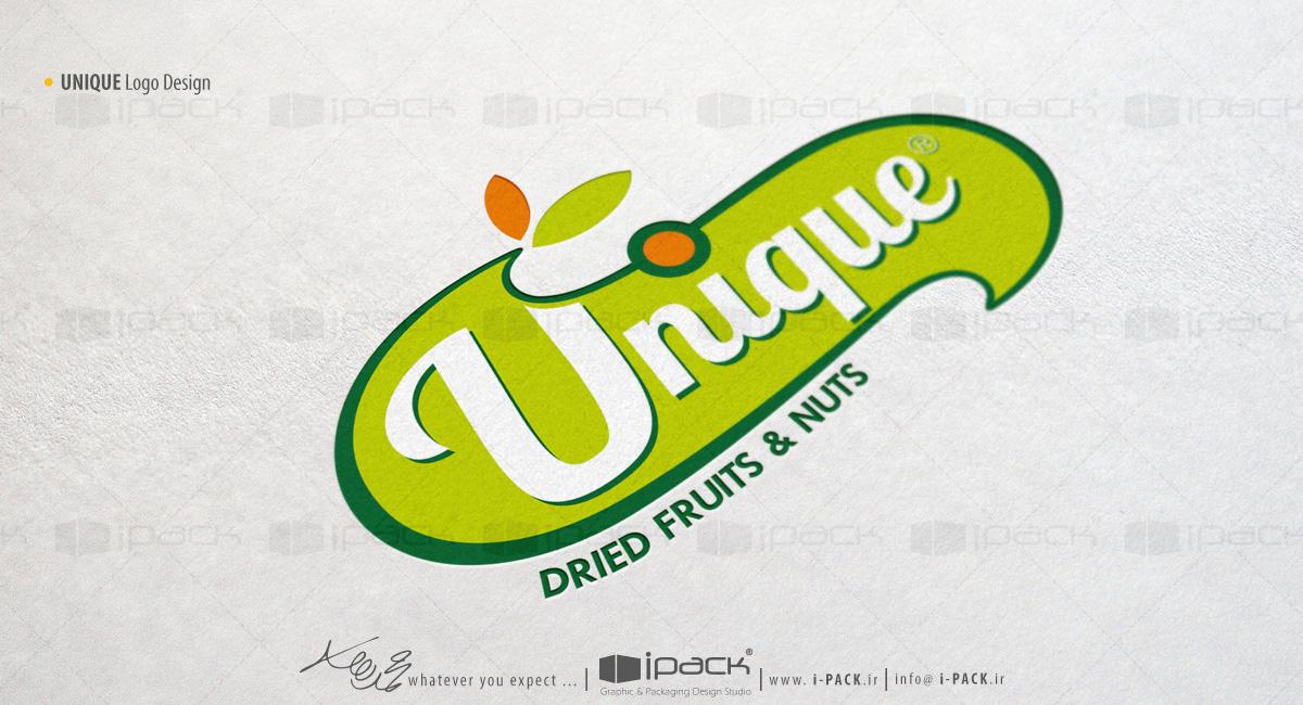لوگو یونیک   Unique