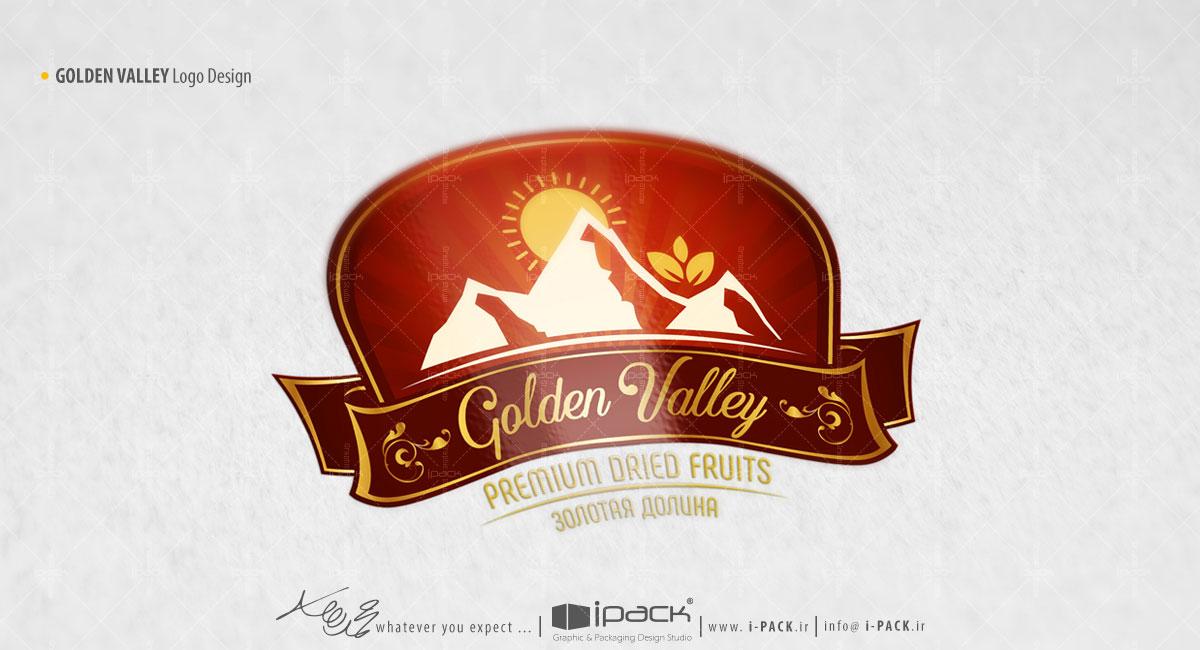 لوگو گلدن والي | Golden Valley